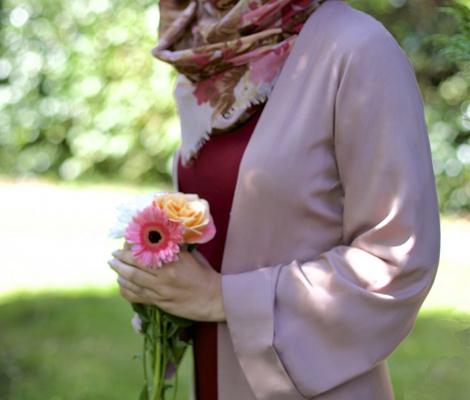 HURIA SHIRT DRESS