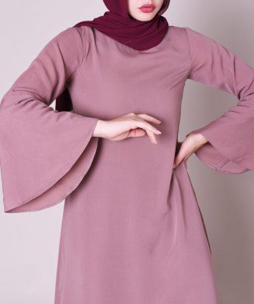 Marwa Abaya Close-Up