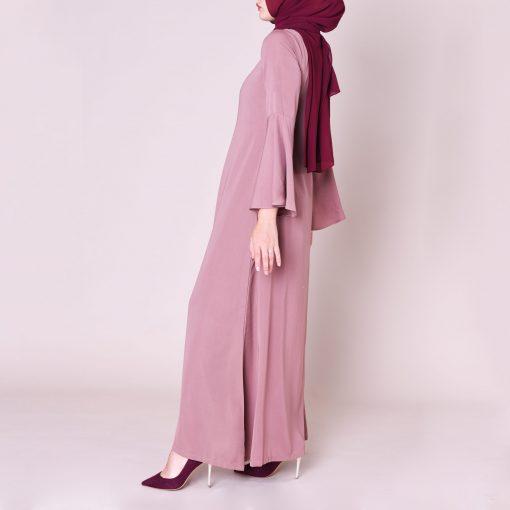 Marwa Abaya Side Shot
