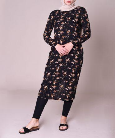 Mila Midi Dress Front